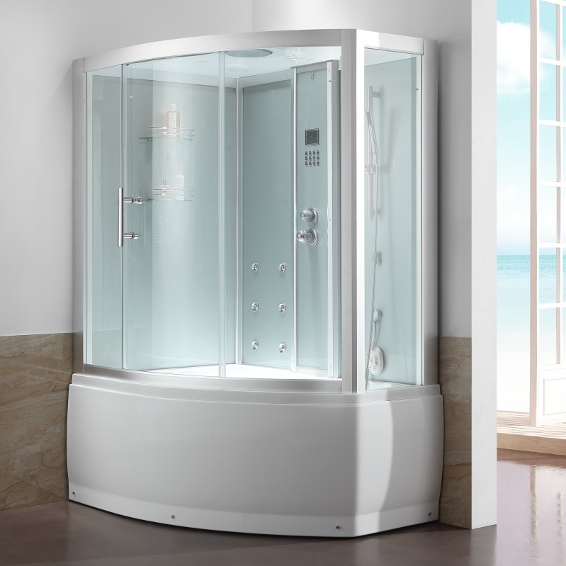 Steam Shower/ Whirlpool Bathtub DA328F3 | Perfect Bath Canada