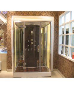 standard bathtub size shower
