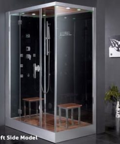 ariel platinum steam shower
