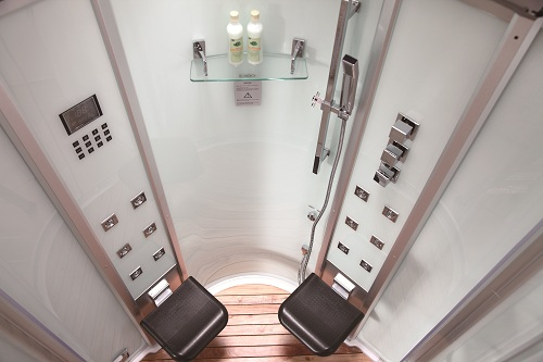 Ariel Platinum DZ962 steam shower