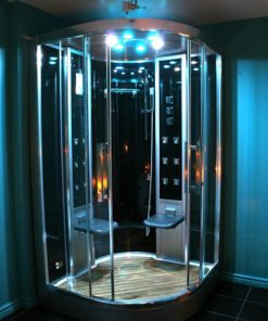easy assembly of steam shower