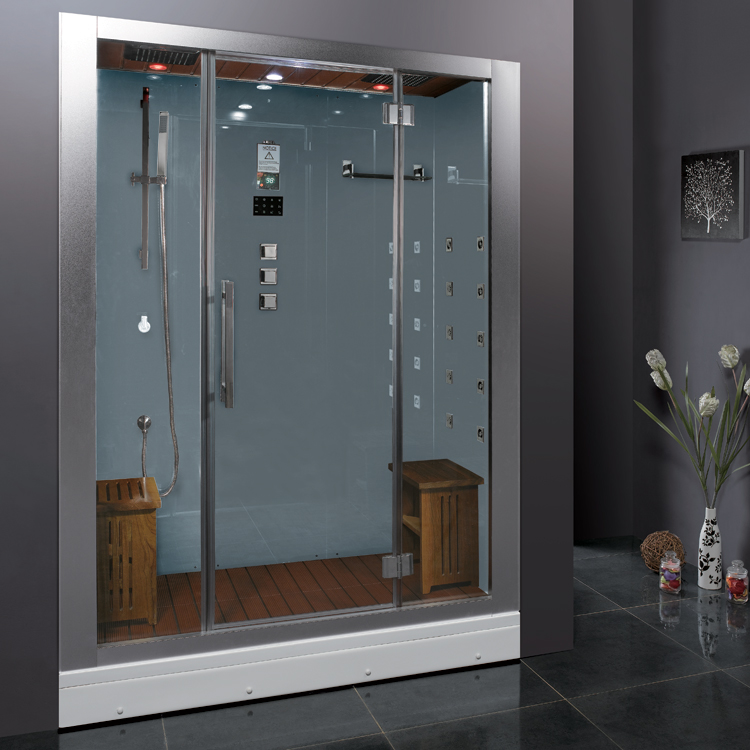 Dz972f8 Steam Shower 59 1 Quot X32 5 Quot X87 Quot Perfect Bath Canada