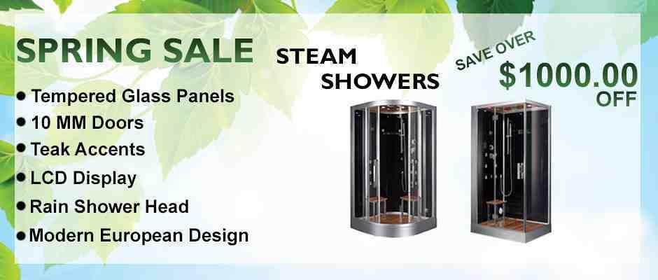 Steam Shower Sale