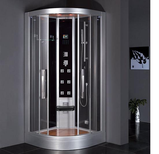 Ariel Platinum DZ963 steam shower