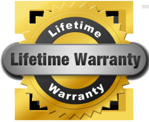Sauna Lifetime Warranty