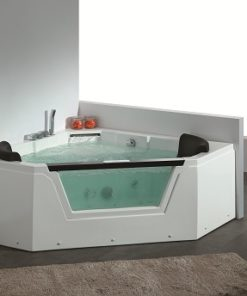 Whirlpool Jetted Bathtub For Two People Am156 Perfect Bath Canada