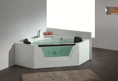 Whirlpool Jetted Bathtub For Two People Am156 Perfect