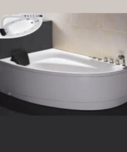curved Bathtub
