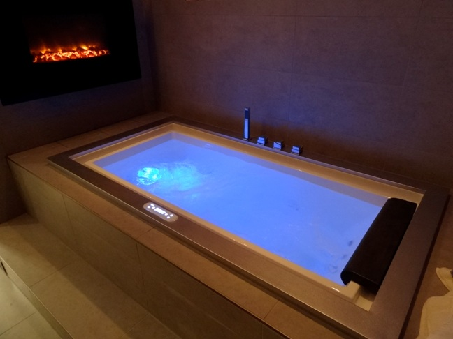 bath surround