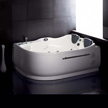 Two Person Whirlpool Jetted bath