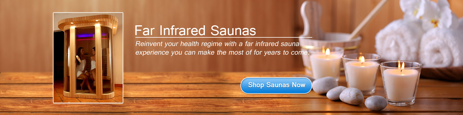 Infrared Saunas Sale