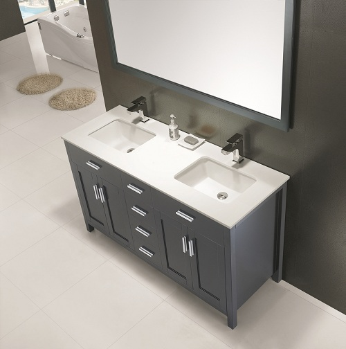 "60"" Vanity - Double Vanity 