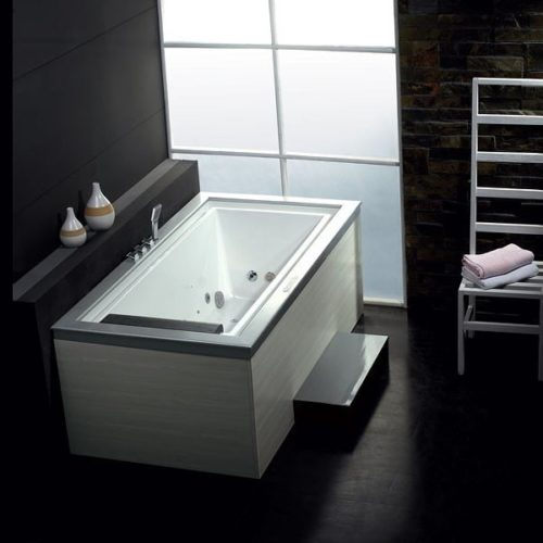 Whirlpool Bathtub for One Person - AM146