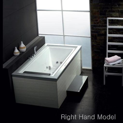 ariel bathtub