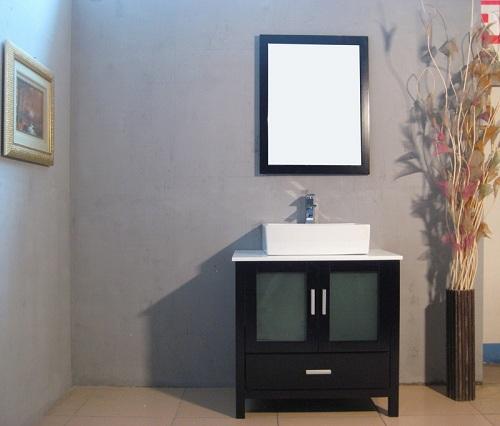 small vanity