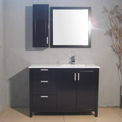 "Winnipeg Bathroom Vanities: 48"" Vanity - UF48R"