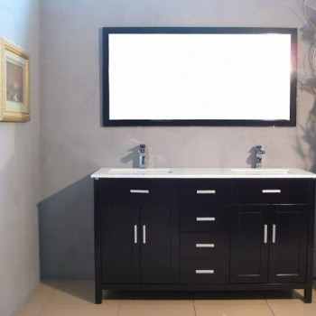 60  Vanity   UF60D. Bathroom Vanities Winnipeg Bathroom Vanity Storage Perfect Bath Canada