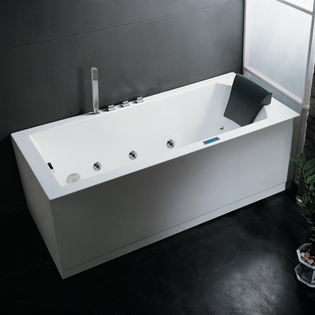 AM154-Ariel Platinum Bathtub