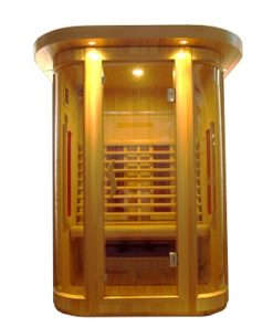 Infra-red Sauna ELITE SERIES - ST-001/BS-9252