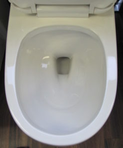 Elongated Toilet Bowl