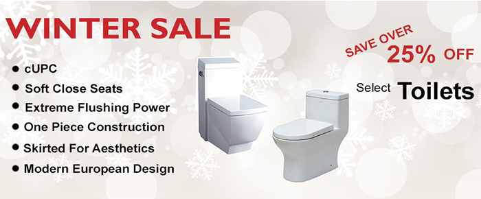 discount toilets and bathroom fixtures sale