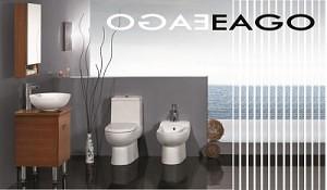 EAGO Modern Bathroom Design