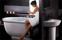 European Designed Bathroom