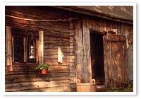 first sauna