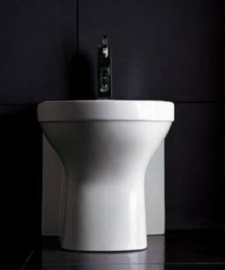 BIdet with faucet