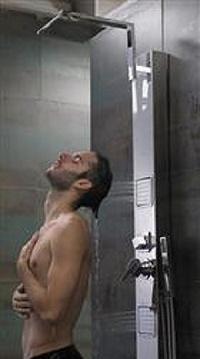 Bathroom trends- Shower Panels