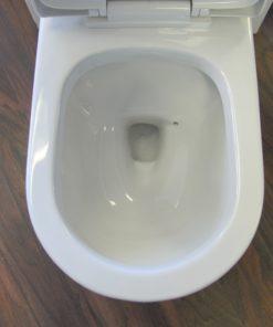 quality dual flush toilet