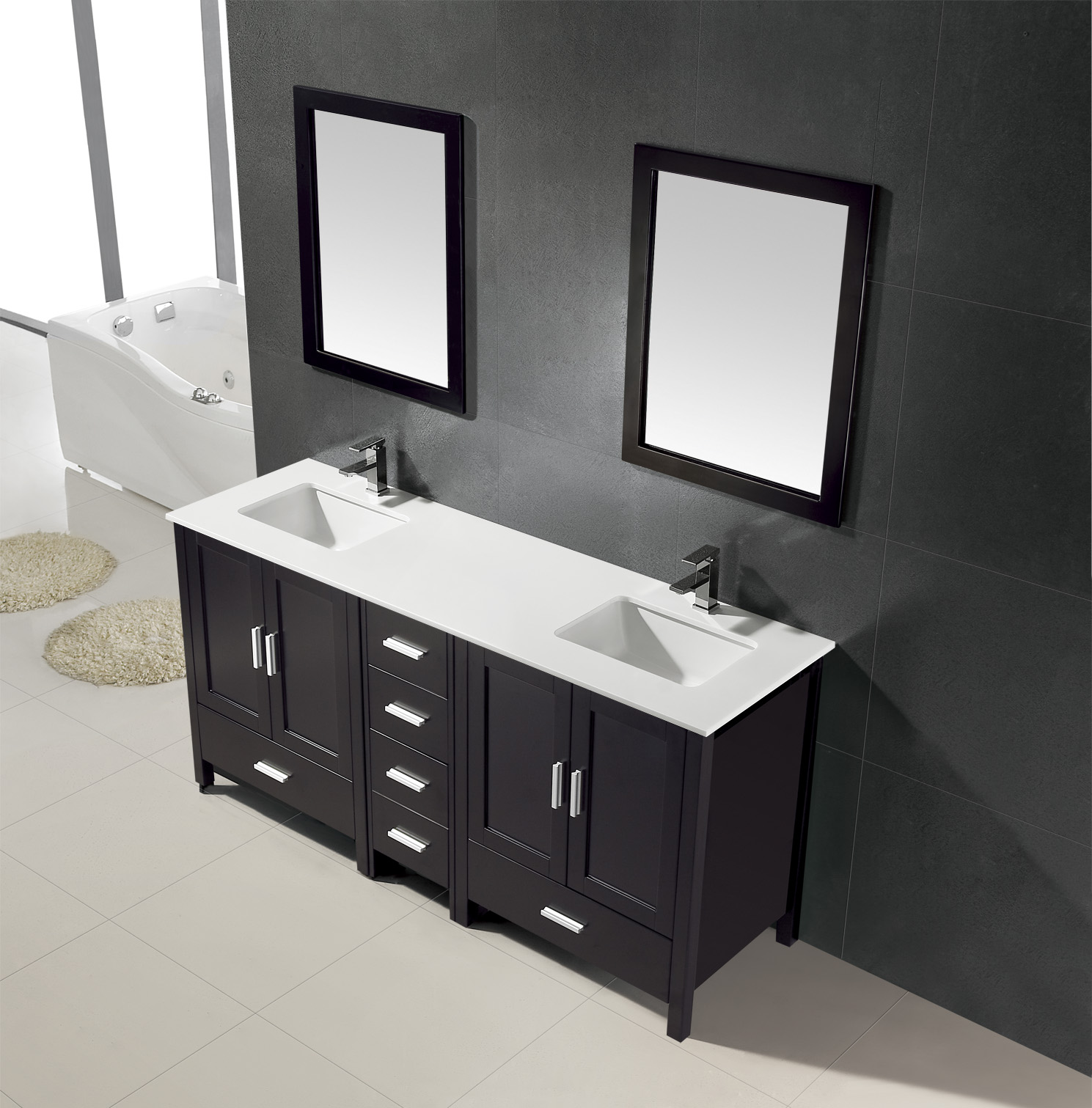 Bathroom Cabinets Vancouver hottest trends in bathroom vanities | perfect bath canada