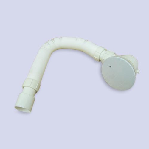 Shower flex drain hose