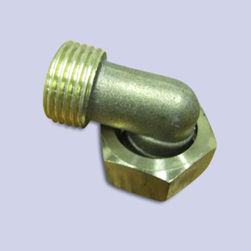 "brass Swivel Fitting 1/2""- 3/4"""