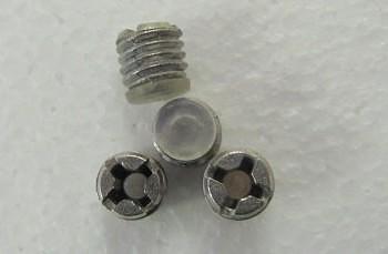 7mm set screws for steam shower