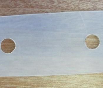 nylon spacer for shower door hinge