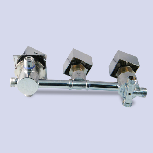 ESS086 EAGO 3 Way Faucet set Thermostatic