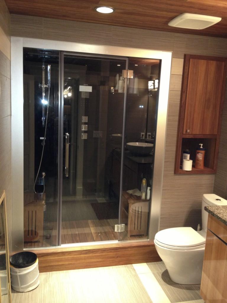 steam shower health benefits