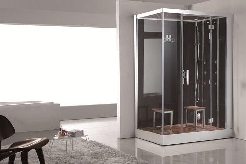 Easy Access Walk in Shower