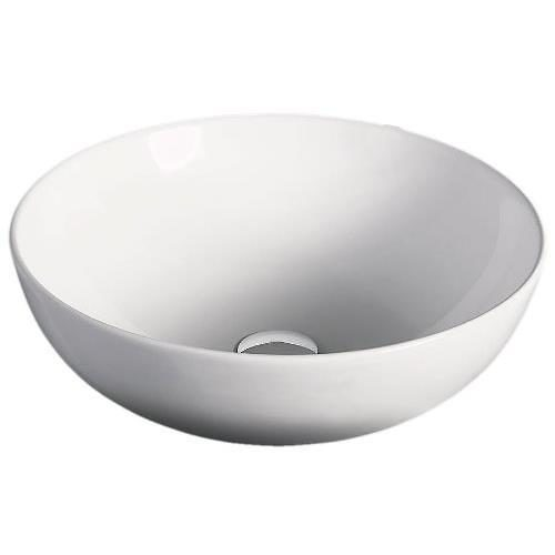 round bowl vessel sink