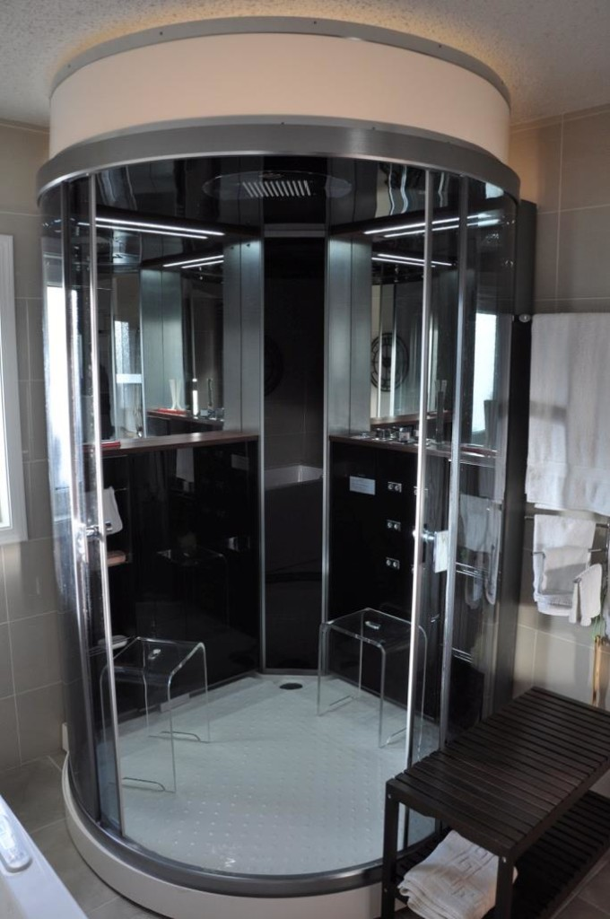 How to install a steam shower the right way