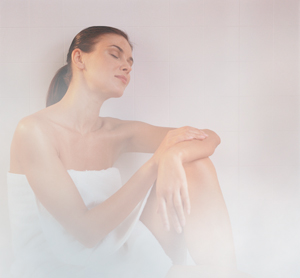 weight loss in steam bath