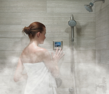 Is a Steam shower expensive?