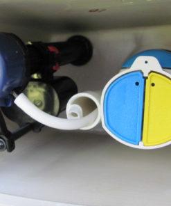 EAGO TB353 Toilet flush kit