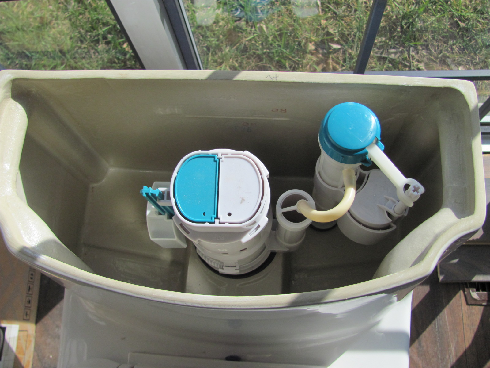 Parts For A Toilet Tank