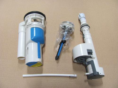 TB309 Flush Kit Loose