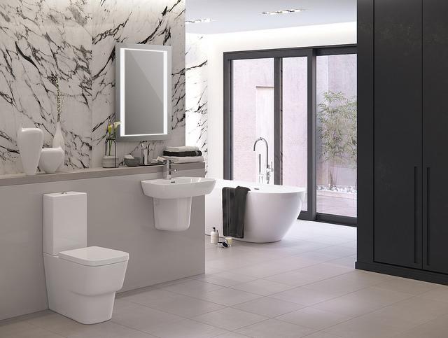 eco friendly bathroom design