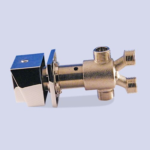 bathtub diverter valve