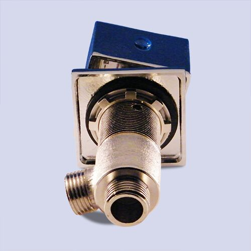 Cold Water Flow Control Mixing Valve with Square Knob