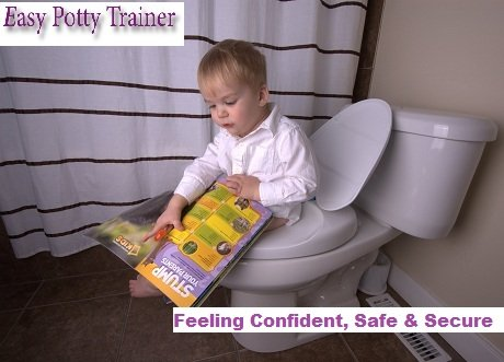 Easy Potty Training Toilet Seat Perfect Bath Canada